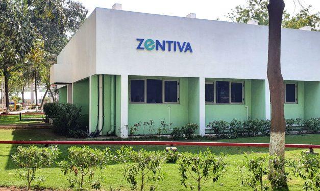A Zentiva az ankleshwari gyártási helyszín felváráslásával megnövelte a gyártási kapacitását